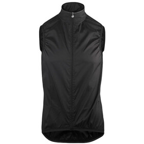 assos Mille GT Windvest, black series